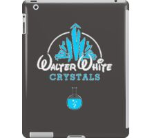 Walter White Cryslals iPad Case/Skin