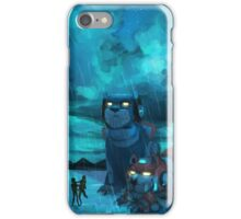 Lance Missed the Rain iPhone Case/Skin