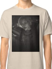blonde black and white  Classic T-Shirt