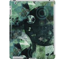 spring circles iPad Case/Skin
