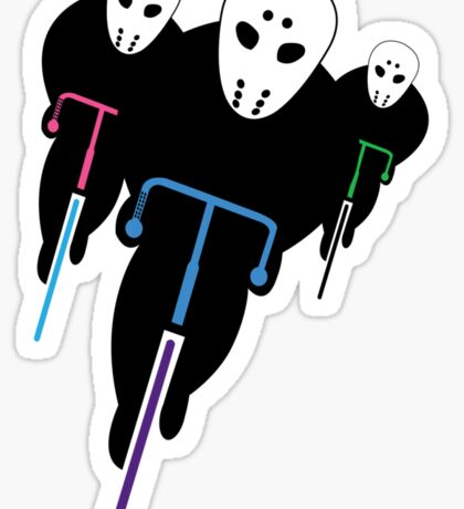 Fixie Gang Sticker