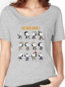 The Twelve Dogtors Women's Relaxed Fit T-Shirt