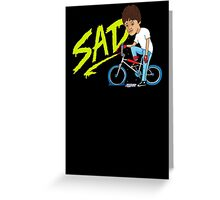 Things Bicycles Greeting Card