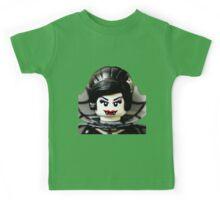 Lego Spider Lady minifigure Kids Tee