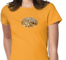 Matricaria - JUSTART ©  Womens Fitted T-Shirt