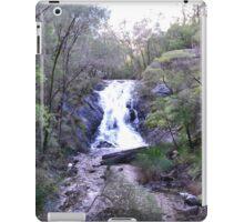 Waterfall in Nyamup iPad Case/Skin