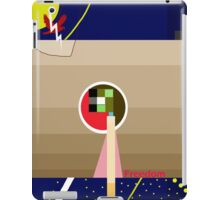 Decorative abstraction iPad Case/Skin