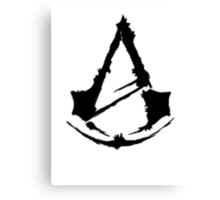 Assassin's Creed Rogue - Unity Canvas Print