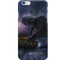 Welcome to Jurassic Park iPhone Case/Skin