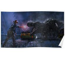 Welcome to Jurassic Park Poster