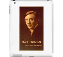 Max Figman - Strobridge - 1906 iPad Case/Skin