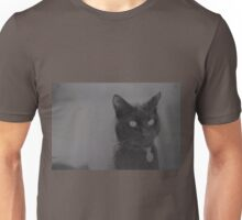 Spooky Cat Unisex T-Shirt