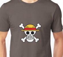 One Piece Straw Hat Pirates Logo Unisex T-Shirt