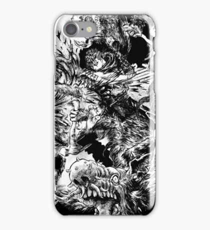BERSERK #07 iPhone Case/Skin