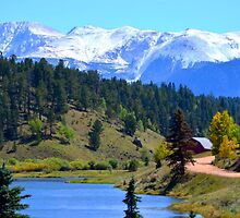 Colorado Living by Danny Key