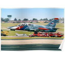 Aero L-39 Atbatros 186 Poster