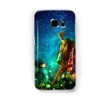 YOUR LIE IN APRIL Samsung Galaxy Case/Skin