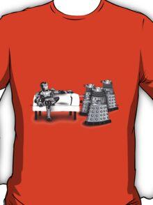 Tony Stark and Pepper Pots T-Shirt