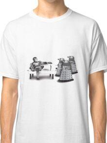 Tony Stark and Pepper Pots Classic T-Shirt