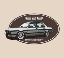 BMW E28 535i  Stance H-2 by BSsociety