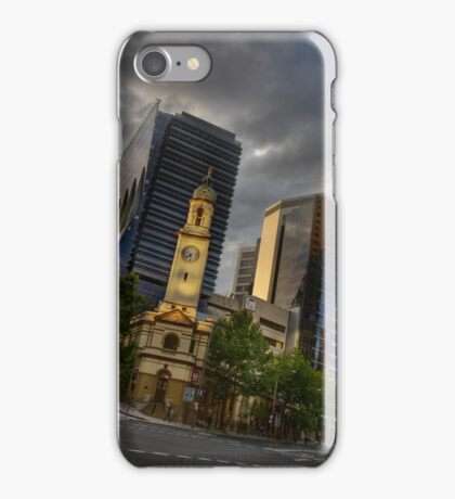 Post Office Before Dark iPhone Case/Skin