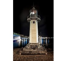 the magic of lighthouses 2 Photographic Print
