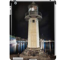 the magic of lighthouses 2 iPad Case/Skin