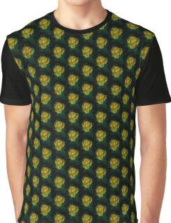 Yellow rose Graphic T-Shirt