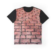 Vintage Brick Street Graphic T-Shirt