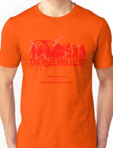 The Dark Side Eight Unisex T-Shirt