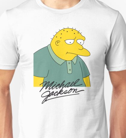 Leon Kompowsky – Simpsons, Stark Raving Dad Unisex T-Shirt