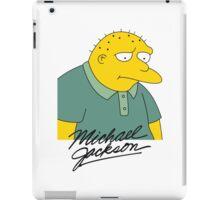 Leon Kompowsky – Simpsons, Stark Raving Dad iPad Case/Skin