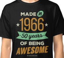 Made in 1966 Classic T-Shirt