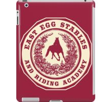 East Egg Stables iPad Case/Skin
