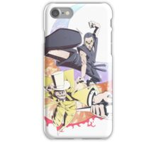 Dayman v Nightman iPhone Case/Skin