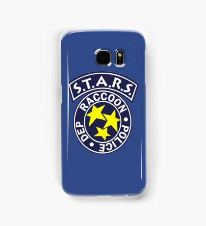 S.T.A.R.S. - RACCOON POLICE DEPT. - RESIDENT EVIL Samsung Galaxy Case/Skin