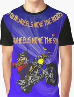 A bikers life 1 Graphic T-Shirt