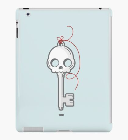 Skeleton Key iPad Case/Skin