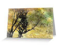Fly to the Sun Greeting Card