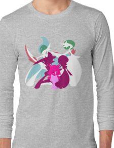 Ralts Kirlia Gardevoir Gallade Evolution Long Sleeve T-Shirt