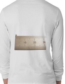 Born from the Cell - scale reference Long Sleeve T-Shirt