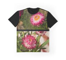 Floral Two-Up Graphic T-Shirt