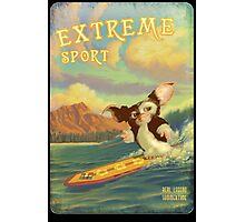Retro Surf Photographic Print