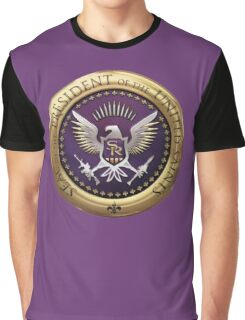 Saint's Row IV Graphic T-Shirt
