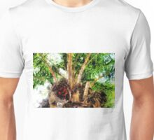 The dates in a palm tree Unisex T-Shirt