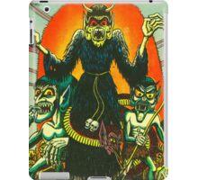 Graveyard Ghouls iPad Case/Skin