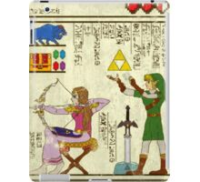 Papyrus Zelda iPad Case/Skin