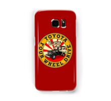 Toyota Land Cruiser Samsung Galaxy Case/Skin