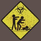 Zombie Crossing by Michael Bourgeois
