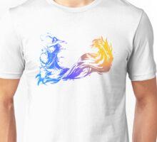 -FINAL FANTASY- Final Fantasy X Logo Unisex T-Shirt